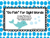 """Go Fish"" for Sight Words"