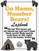 'Go Home Number Bears' Lapbook