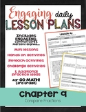 {Go Math - Third Grade} Engaging Lesson Plans - Chapter 9