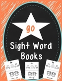 """Go"" Sight Word Book"