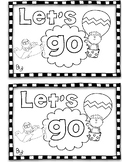 """Go"" Sight Word Mini Book"