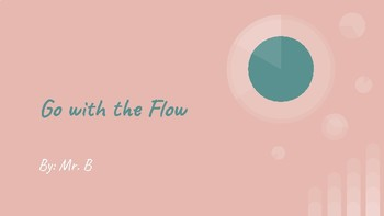 """Go With The Flow"" Social Story"