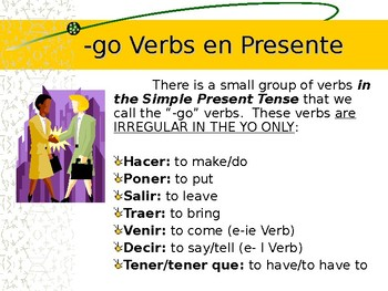-Go and Irregular Verbs