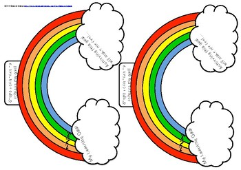 'Goal Getters' Growth Mindset Rainbow Package