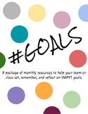 #Goals - Setting, Evaluating, and Remembering SMART Goals