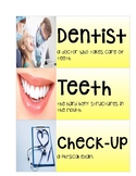 """Going to the Dentist"" Vocabulary Cards"