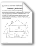 'Goldilocks and the Three Bears': Storytelling Bulletin Board