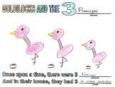 """""""Goldilocks and the Three Dinosaurs"""" Activity"""