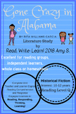 """Gone Crazy in Alabama""  By R. Williams-Garcia Literature"