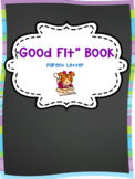 """Good FIt Books"" Parent Letter"