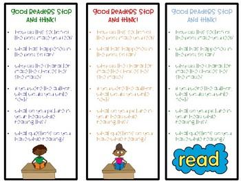 """Good Readers"" Bookmark"