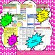{Google} Literature Circles Digital Interactive Notebook