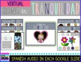 ❤️ SPANISH Calm Down Strategies   Google Slides❤️