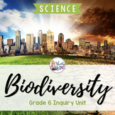 ONTARIO SCIENCE: Grade 6 Biodiversity Complete Inquiry Unit