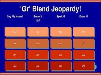Gr Blend Jeopardy!