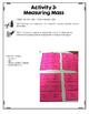 {Grade 1} Mass and Capacity Interactive Notebook