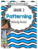 {Grade 2 Alberta} Patterning Activity Packet