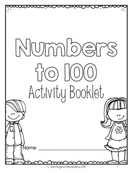 {Grade 2} Numbers to 100 Activity Packet