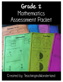 {Grade 2} Ontario Math Test Assessment Packet