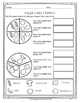 {Grade 3} Fractions Activity Packet