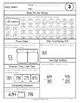 {Grade 3} January Daily Math Packet