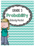 {Grade 3} Probability Activity Packet