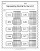 {Grade 5} Decimal Activity Packet