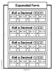 {Grade 5} NBT.3 Interactive Math Notebook