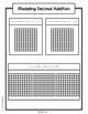 {Grade 5} NBT.7 (Adding & Subtracting Decimals) Interactive Math Notebook