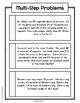 {Grade 5} NF.6 Interactive Math Notebook