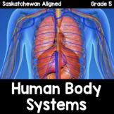 (Grade 5, Saskatchewan Science) Unit 1: Human Body Systems