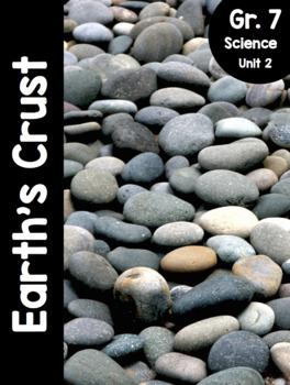 Atlantic Canada {Grade 7} Unit 2: Earth's Crust