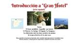 """Gran Hotel"" Spanish TV series Introduction Presentation"