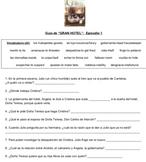 """Gran Hotel"" Temporada 1:  Spanish TV Series Study Guide Package"