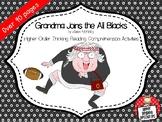 """Grandma Joins the All Blacks"" - HOT comprehension activities"