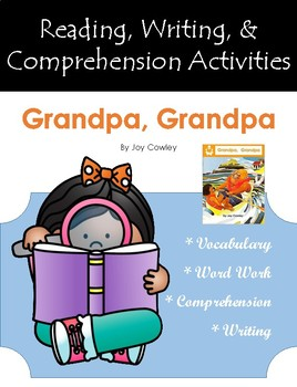 grandpa grandpa by joy cowley activities