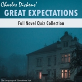 'Great Expectations' Full Novel Quiz Collection