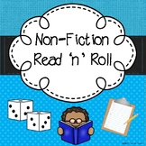 Non-fiction Reading Response: Read and Roll