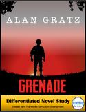 """Grenade"" by Alan Gratz Novel Study"