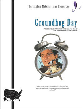 """Groundhog Day""EDITABLE COMPLETE UNIT Activities,Analysis,"