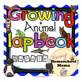 (Growing Bundle Deal!) Animal Lapbooks Bundle - Animals Th