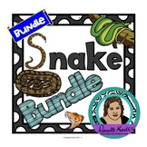 *Growing Bundle* Huge Snake Bundle with Lapbook