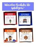Twelve Interactive Books {A Bundle for The Whole Year!}