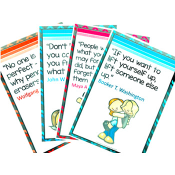 Growth Mindset Posters motivational quotes inspire students