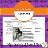 """Guantanamera"" and Nature Vocabulary & Cuban Culture"