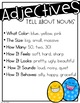 Spring Adjectives Unit