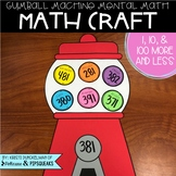 Mental Math Gumball Machine Craft