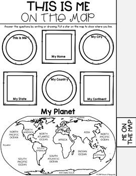 Map Skills Activities