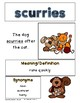 Reading Wonders Grade 2 Vocabulary Posters Unit 1