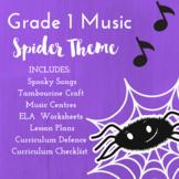 *HALLOWEEN MUSIC*  Spider Theme